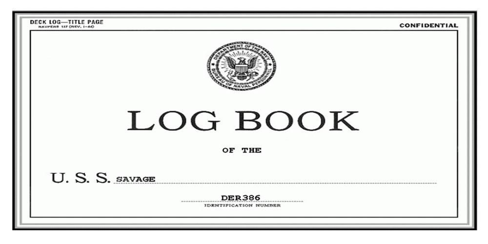 Official Log Books